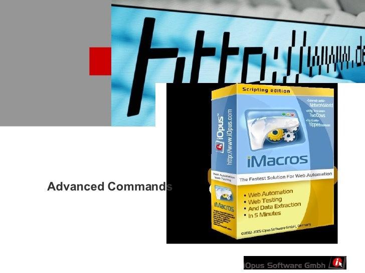 Advanced Web Browser Automation