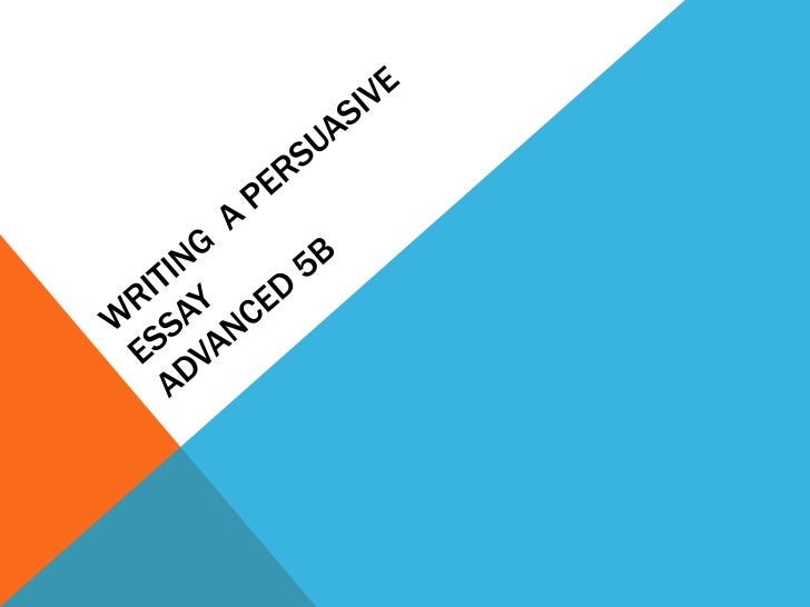 What's a persuasive essay?A persuasive essay holds hand of logical and reason to convince people that oneidea is more legi...
