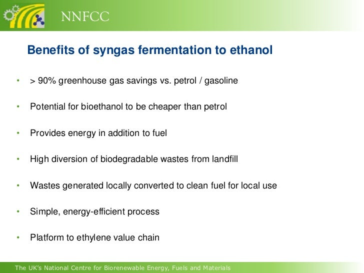 Cost Of Natural Gas Vs Bioethanol