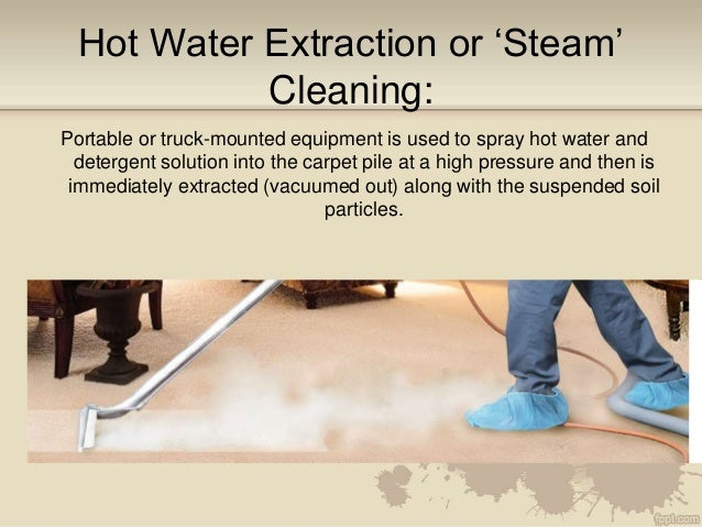 Advanced Carpet Cleaning Methods