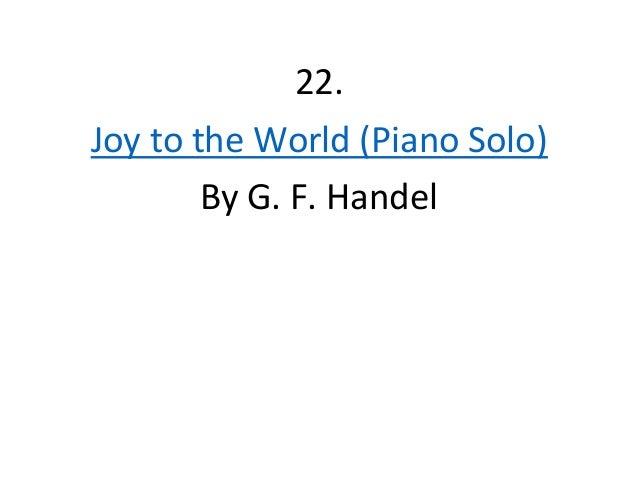 Advanced Christmas Piano Solos