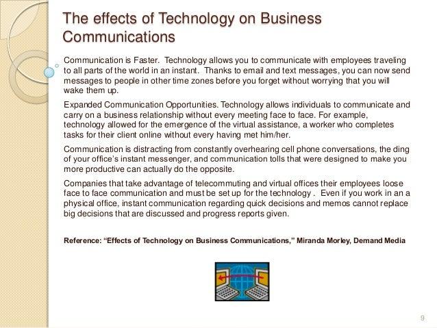 face to face communication advantages narvik
