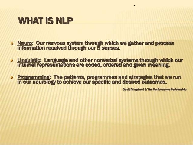 Advanced Communications Using NLP Methods