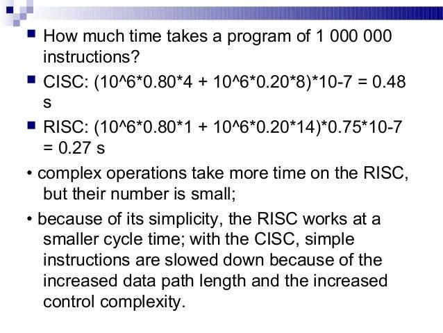 Advanced computer architecture lesson 5 and 6