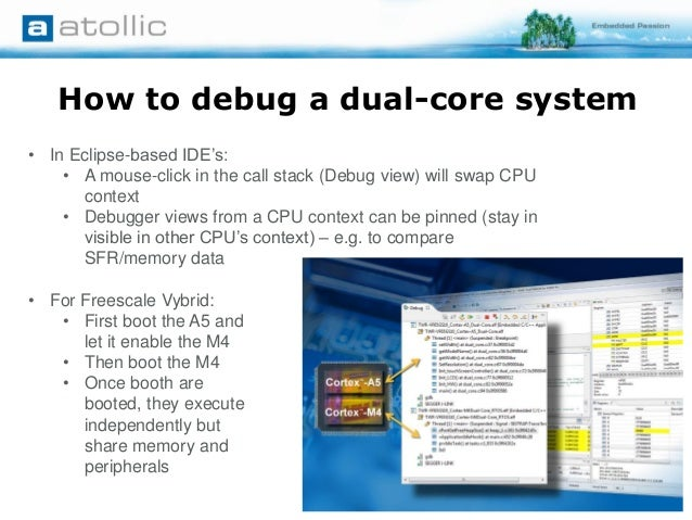 Advanced debugging on ARM Cortex devices such as STM32