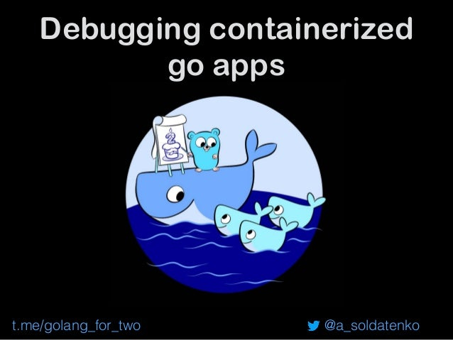 """Step 3: 🐳 $ docker run -it --rm  —security-opt=""""apparmor=unconfined""""  —cap-add=SYS_PTRACE my-golang-app bash root@7dc3a7e8..."""