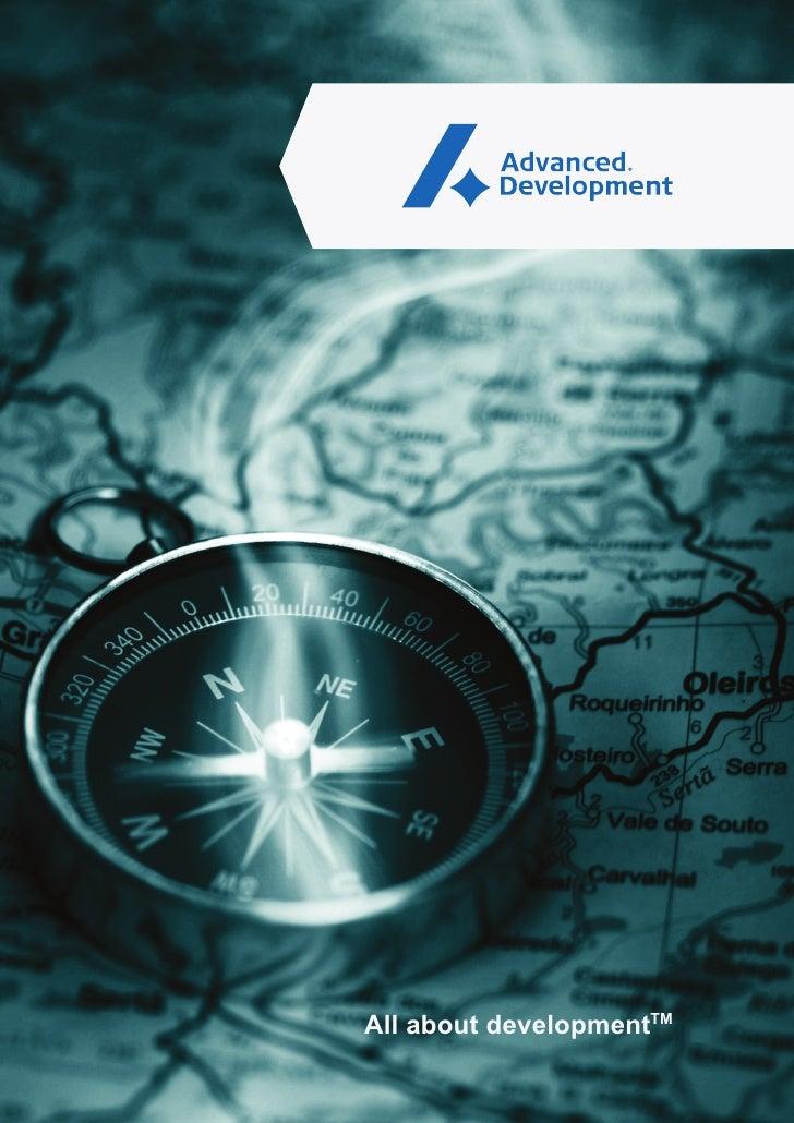 All about developmentTM                            2
