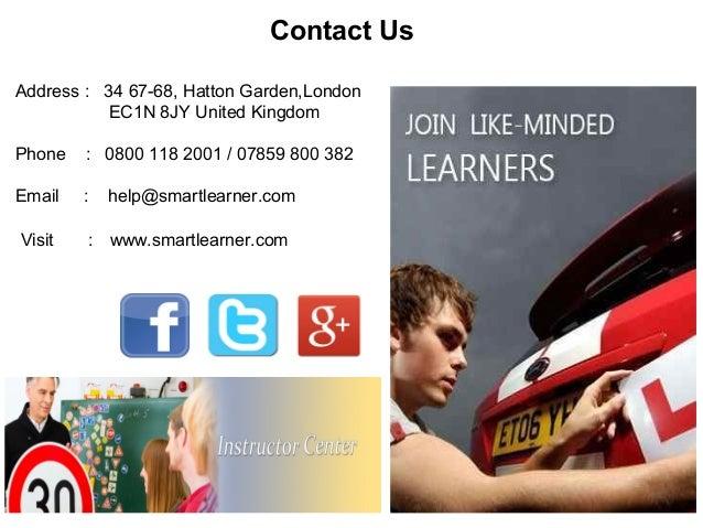 5. Contact Us Address : 34 67 68, Hatton Garden ...