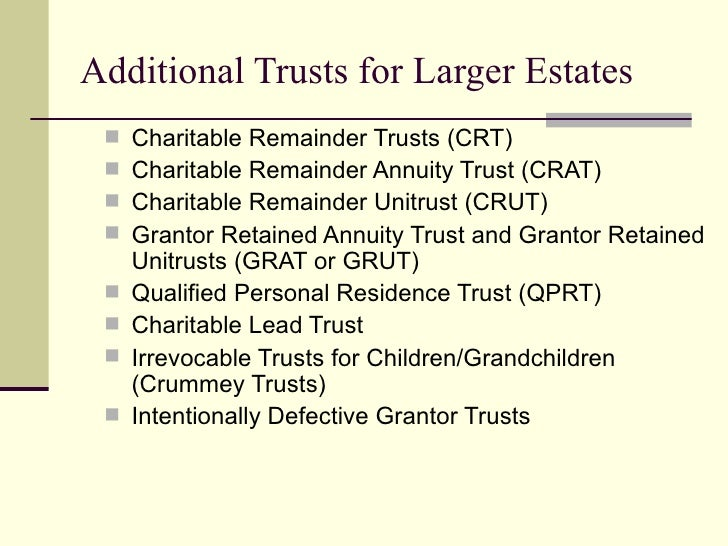 Image Result For Intentionally Defective Irrevocable Trust