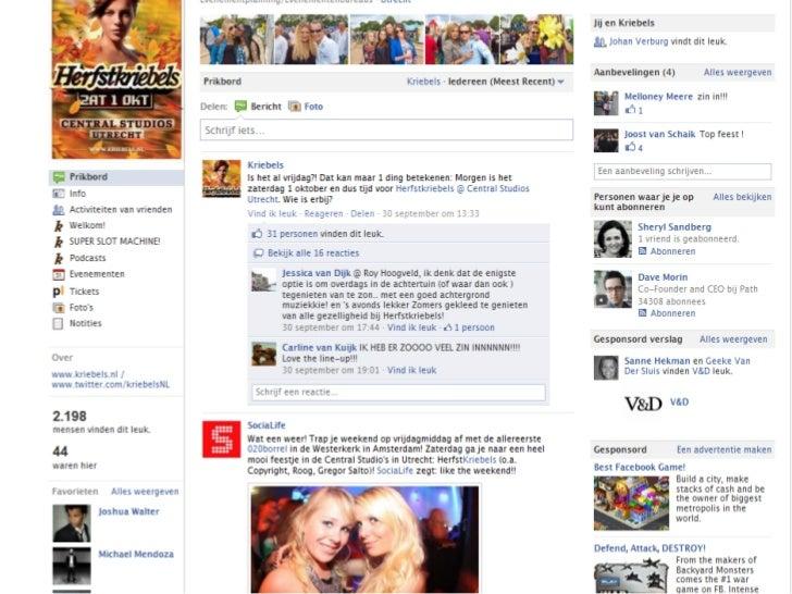Google AnalyticsMaak een segment aan met Facebook verkeer