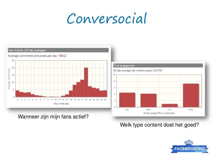 Facebook marketing voor gevorderden