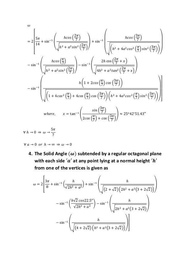 Advanced geometry illustration by H. C. Rajpoot