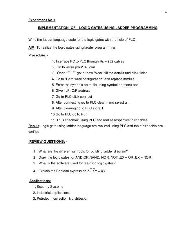 Advanced insrumentation lab manual