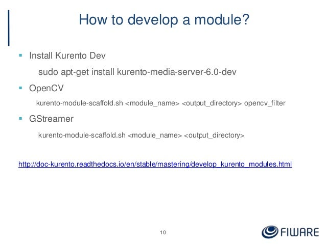 Advanced Kurento Real Time Media Stream Processing