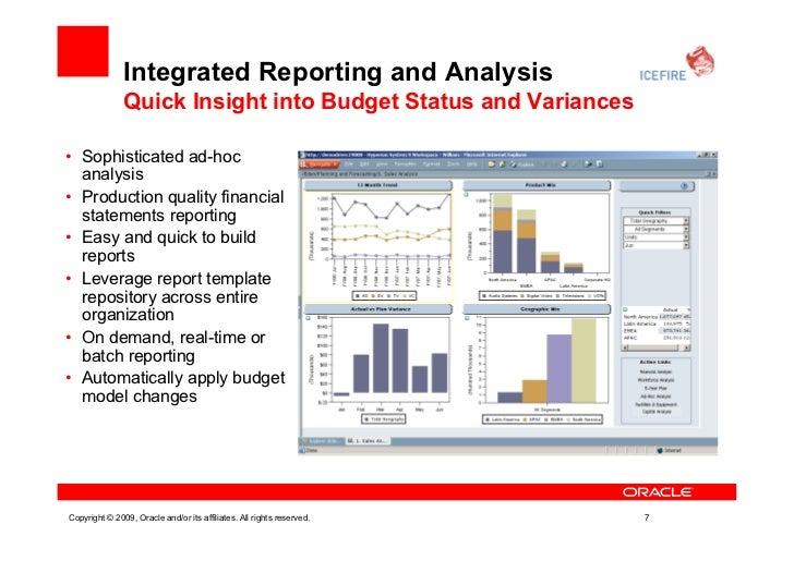 Advanced level planning and budgeting in Hyperion - Inge Prangel