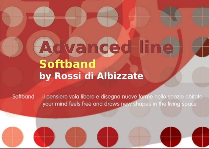 Advanced lineSoftbandby Rossi di Albizzate