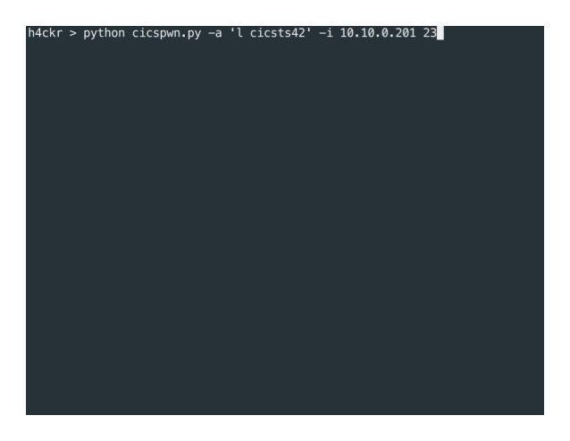 Advanced mainframe hacking