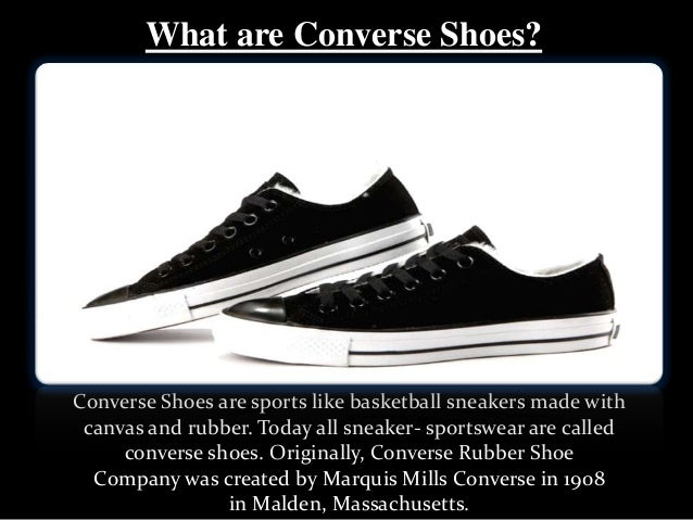 Converse Shoes Vs Basketball Shoes Research