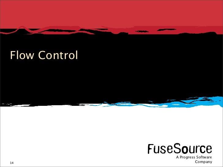 Flow Control                                                                                                              ...