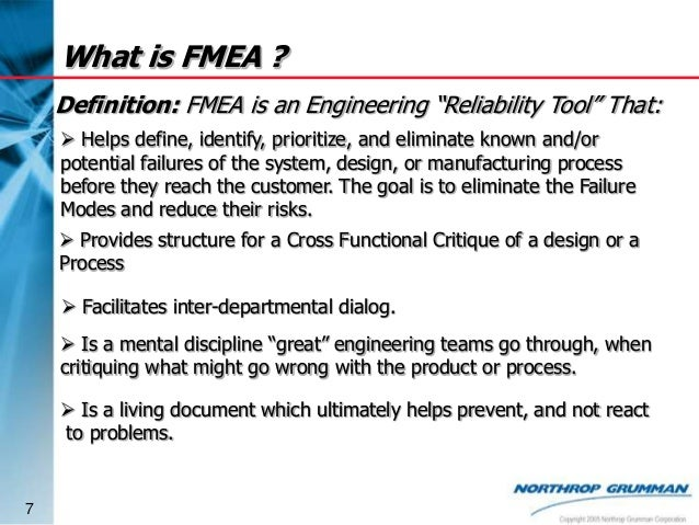 what is fmea