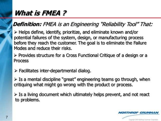 advanced pfmea
