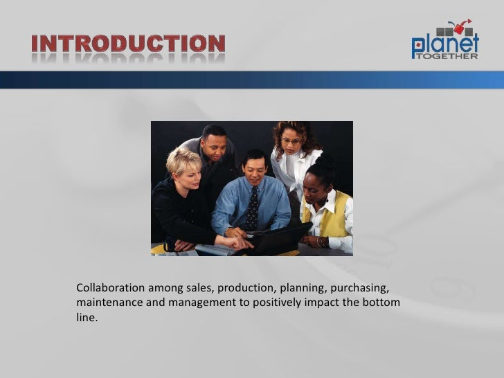 Advanced Planning And Scheduling Aps Overview Slide 2