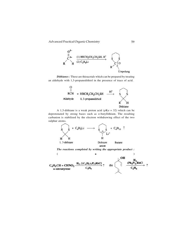 advanced organic chemistry Written by a master teacher, advanced organic chemistry presents a clear, concise, and complete overview of the subject that is ideal for both advanced undergraduate.