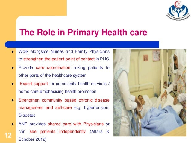 Explain what is your role as health care professional (nurse as learner)