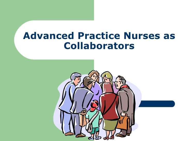 advanced practice nurse essay Advanced practice nurses advanced practice nurses refer to nurses who hold a master's degree in the field of nursing in addition to other specialized.