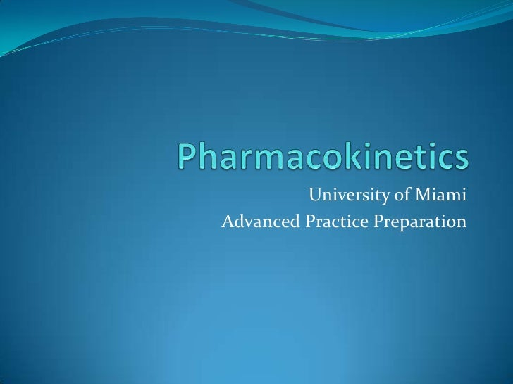 University of MiamiAdvanced Practice Preparation