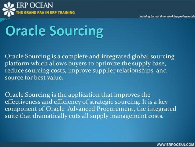 oracle erp tutorial video