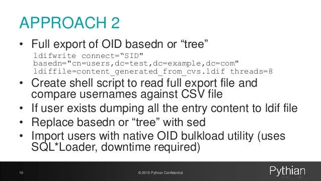Advanced Shell Scripting for Oracle professionals