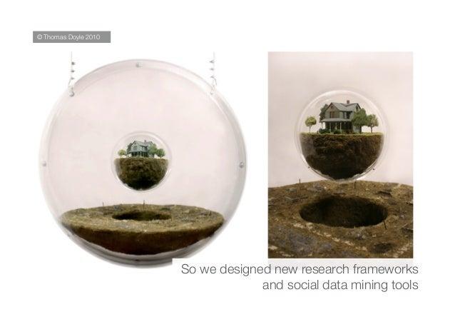 Social Media vs Social Data  Social media is the set     of applications and       platforms allowing      Social data is ...
