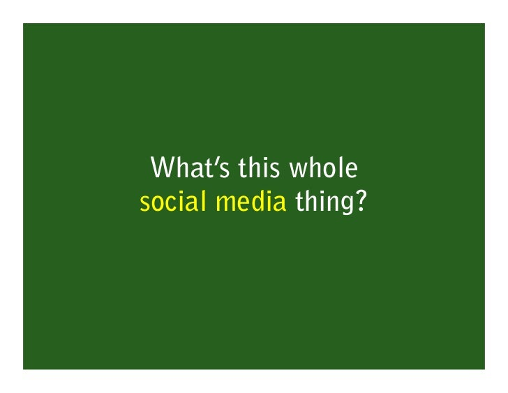 Developing a Social Media Plan Slide 2