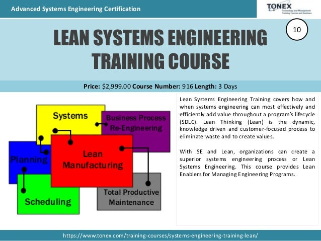 certification engineering advanced systems