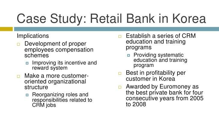 Korea Earliest Standard bank (B) Condition Alternative