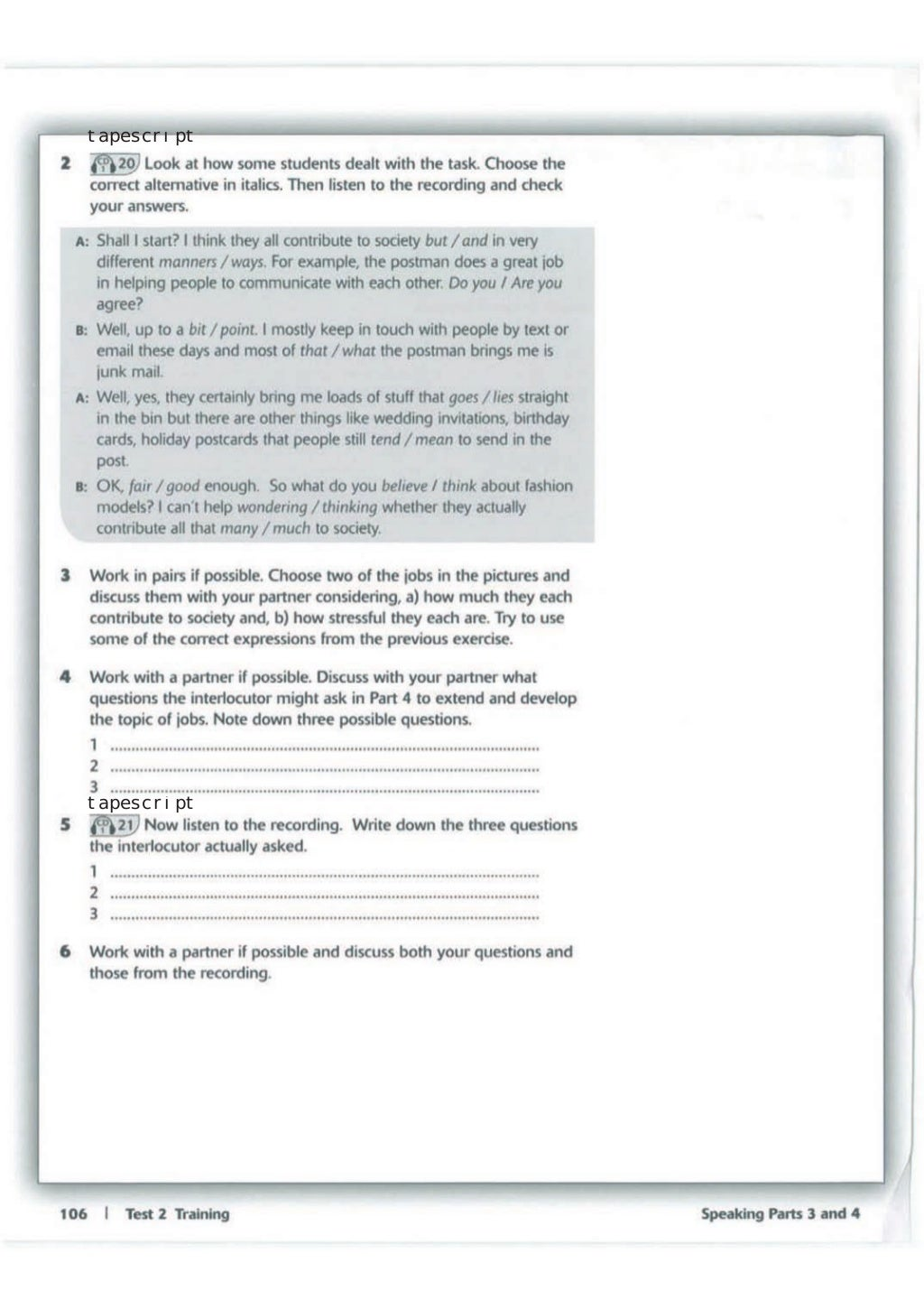 Advanced trainer 6 practice tests with answers book4joy (1) page 107