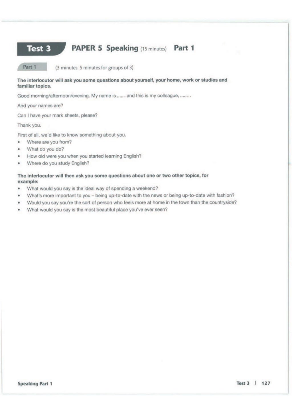 Advanced trainer 6 practice tests with answers book4joy (1) page 128