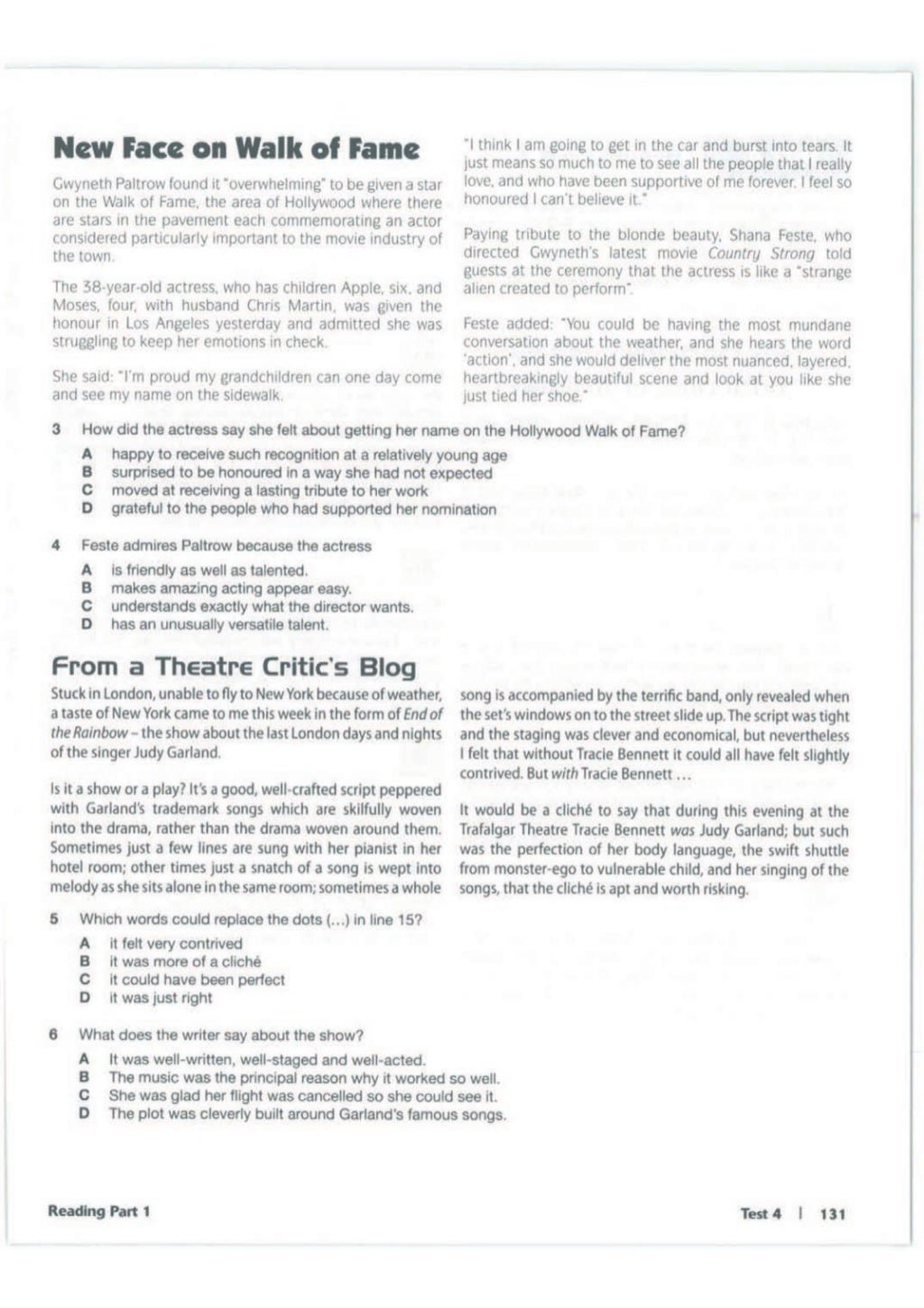 Advanced trainer 6 practice tests with answers book4joy (1) page 132
