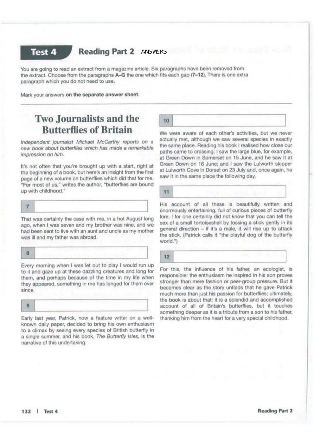 Advanced trainer 6 practice tests with answers book4joy (1) page 133