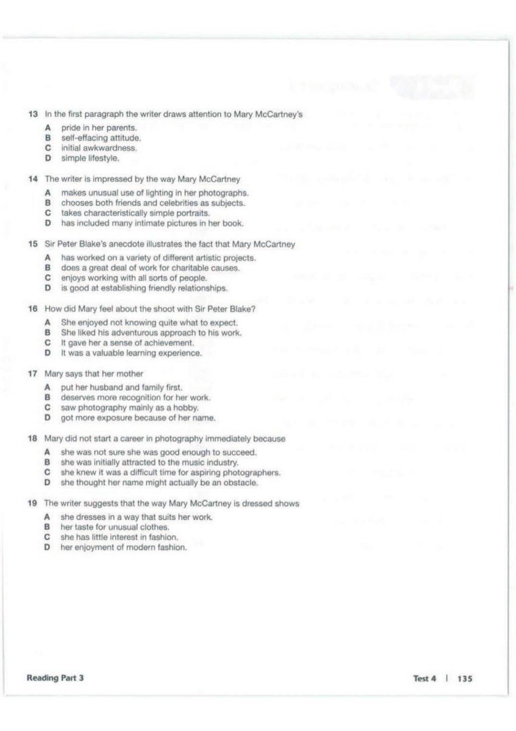 Advanced trainer 6 practice tests with answers book4joy (1) page 136