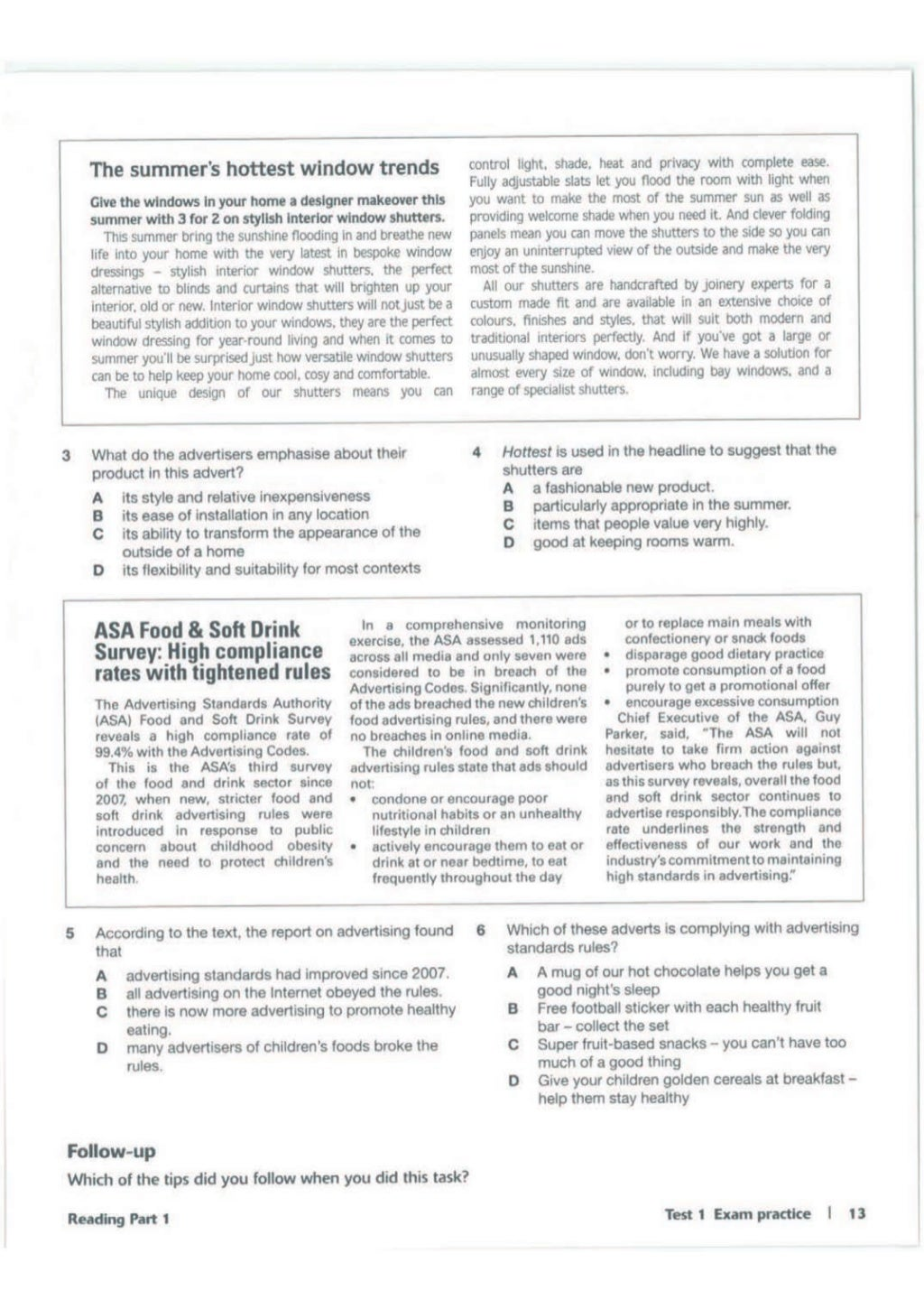 Advanced trainer 6 practice tests with answers book4joy (1) page 14