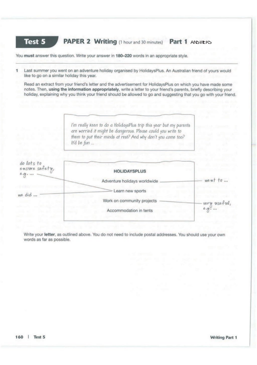 Advanced trainer 6 practice tests with answers book4joy (1) page 161