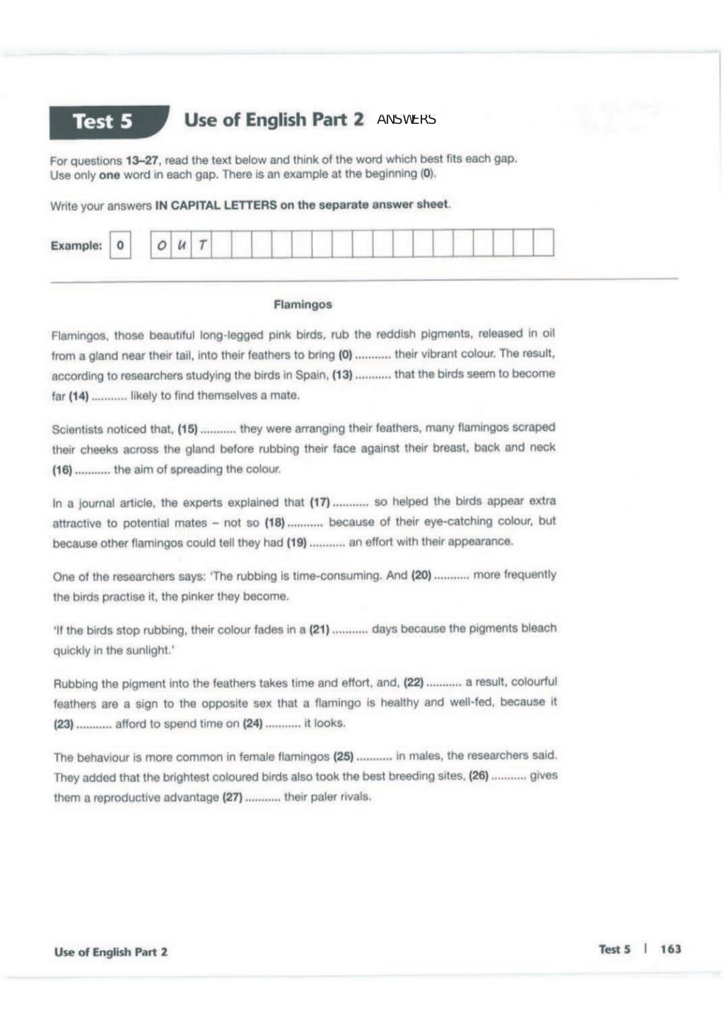 Advanced trainer 6 practice tests with answers book4joy (1) page 164