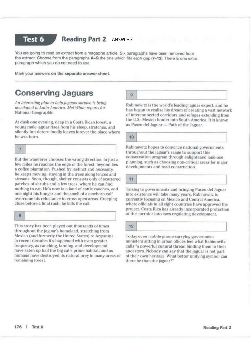 Advanced trainer 6 practice tests with answers book4joy (1) page 177