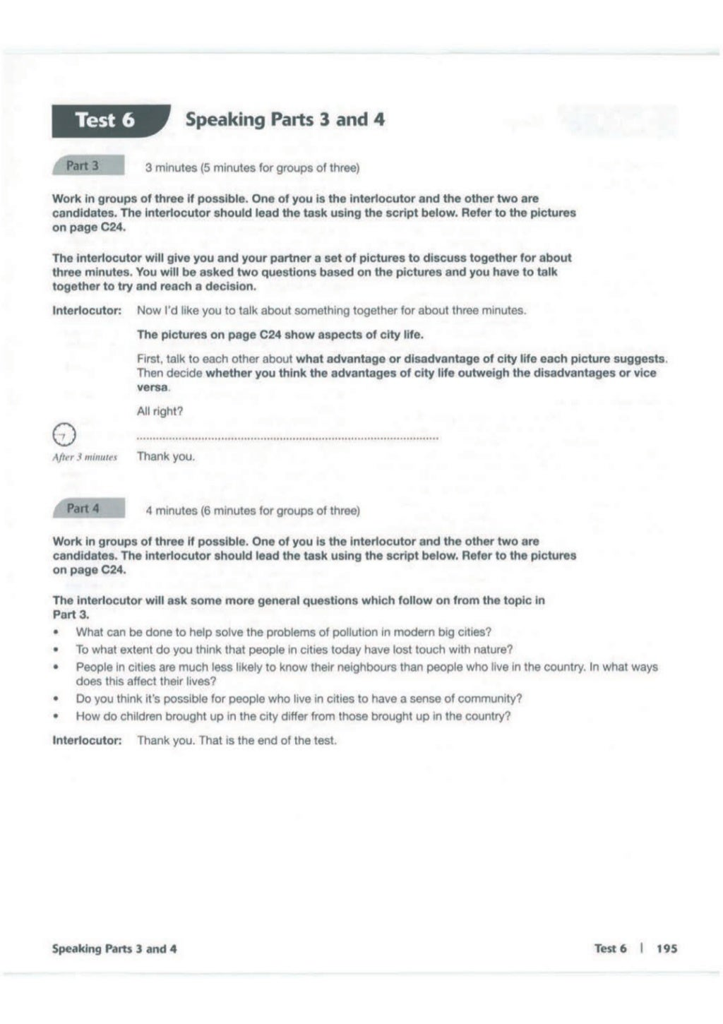 Advanced trainer 6 practice tests with answers book4joy (1) page 196