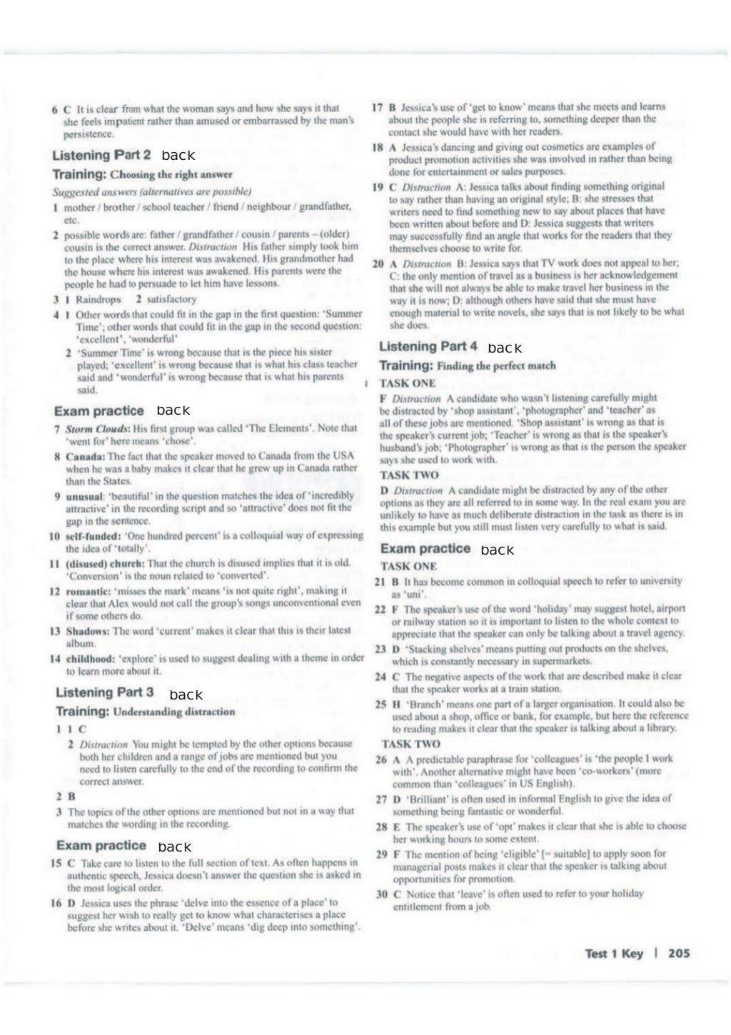 Advanced trainer 6 practice tests with answers book4joy (1) page 206