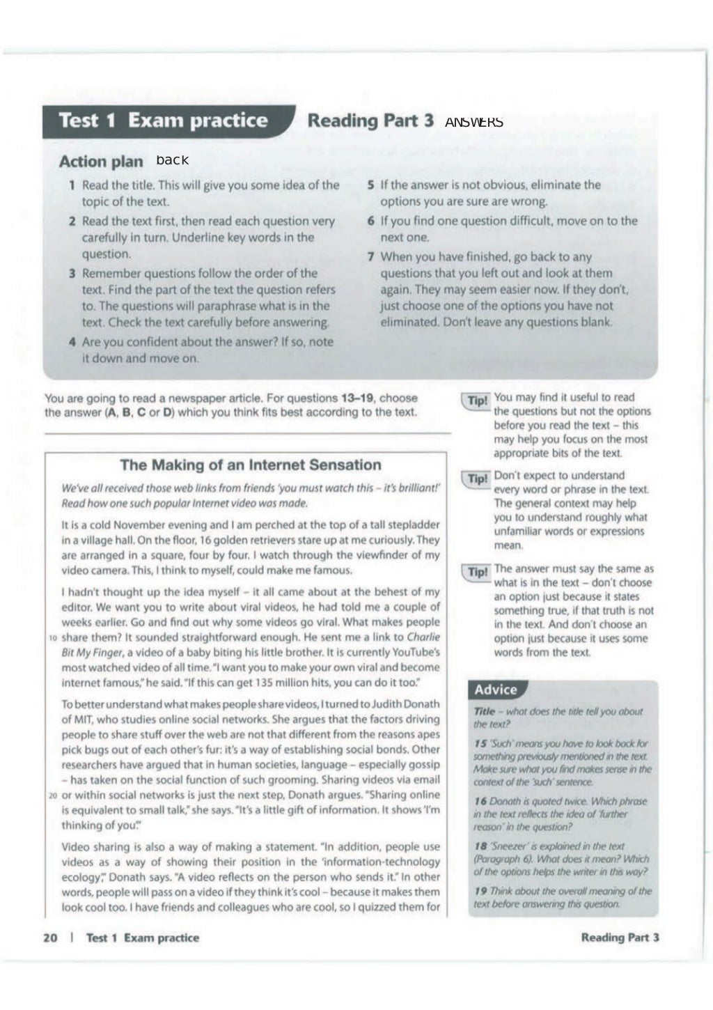 Advanced trainer 6 practice tests with answers book4joy (1) page 21