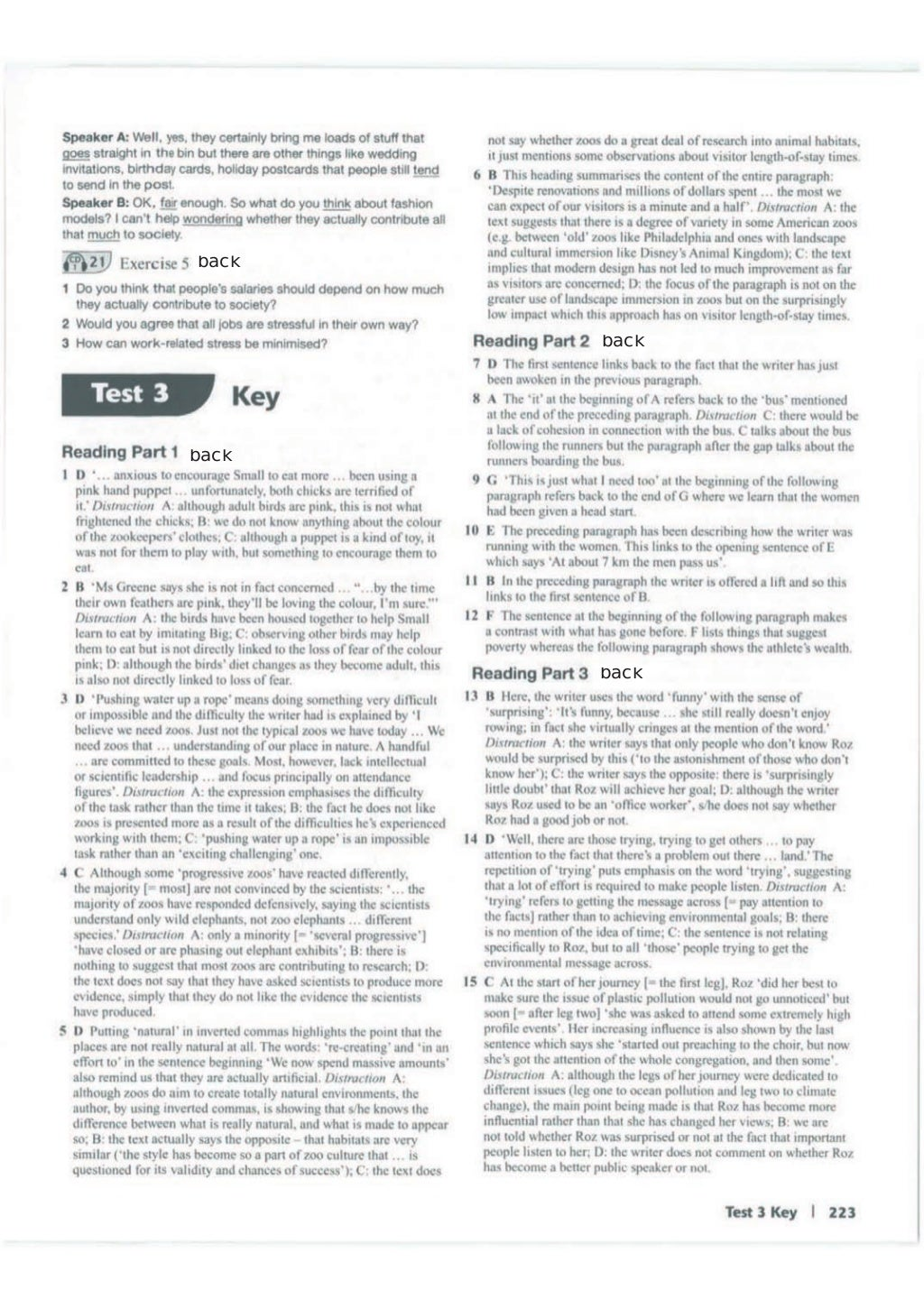 Advanced trainer 6 practice tests with answers book4joy (1) page 224