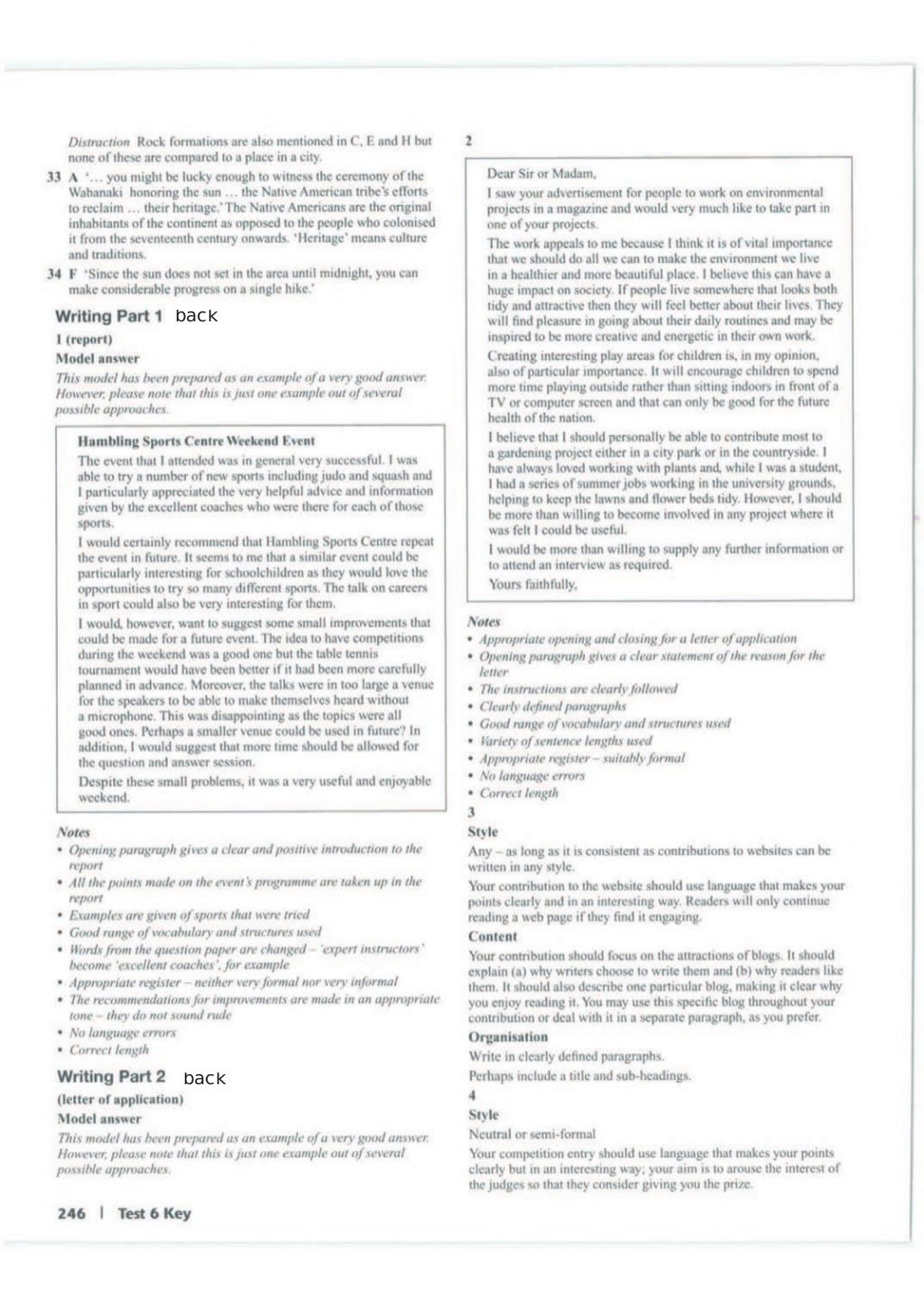 Advanced trainer 6 practice tests with answers book4joy (1) page 247